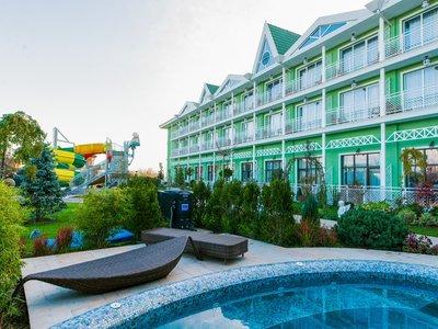 Отель Therma ECO Village 5* Кранево Болгария