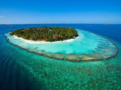 Отель Kurumba Maldives 5* Северный Мале Атолл Мальдивы