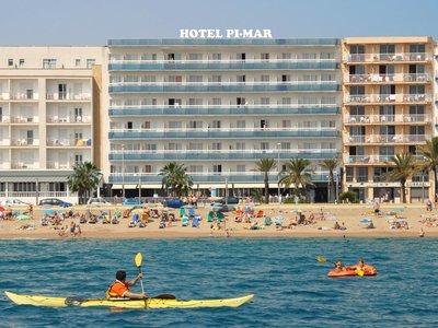 Отель Pimar & Spa Hotel 3* Коста Брава Испания