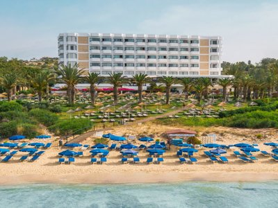 Отель Alion Beach Hotel 5* Айя Напа Кипр