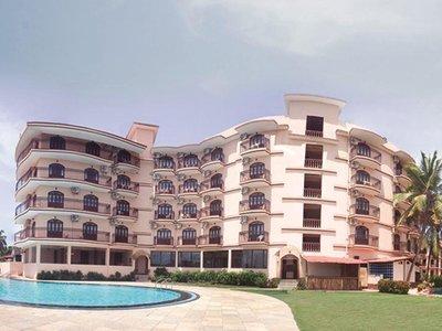 Отель Nazri Resort 4* Северный Гоа Индия