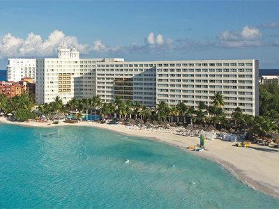 Отель Dreams Sands Cancun Resort & Spa 5* Канкун Мексика