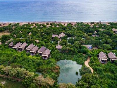 Отель Jungle Beach Resort 5* Тринкомали Шри-Ланка
