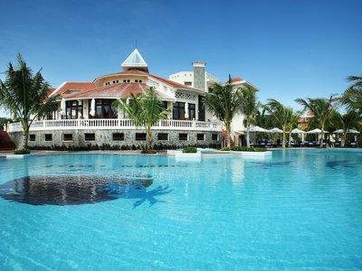 Отель Golden Coast Resort & Spa 4* Фантьет Вьетнам