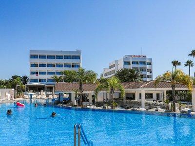 Отель Christofinia Hotel 4* Айя Напа Кипр