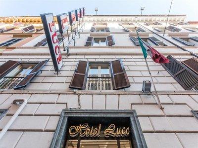 Отель Luce 4* Рим Италия