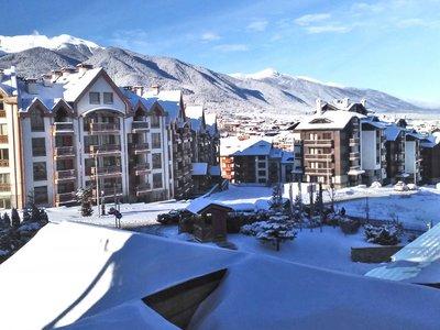 Отель St. Ivan Ski & Spa Resort 4* Банско Болгария