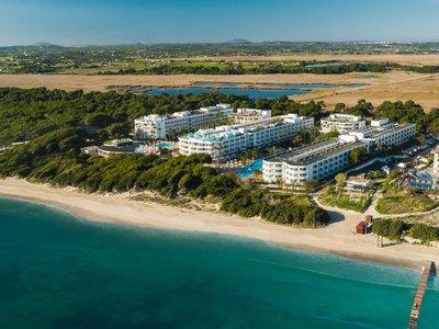 Отель Iberostar Albufera Playa 4* о. Майорка Испания