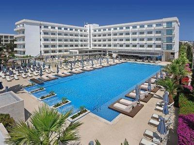 Отель Nestor Hotel 3* Айя Напа Кипр