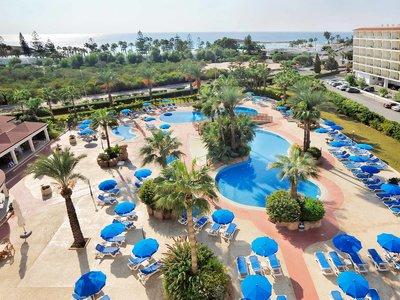 Отель Nissiana Hotel 3* Айя Напа Кипр