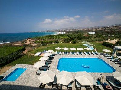 Отель Maricas Boutique Hotel 3* Пафос Кипр