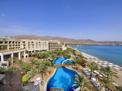 Отель Intercontinental Aqaba 5* Акаба Иордания