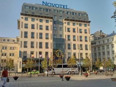 Отель Novotel Vilnius 4* Вильнюс Литва