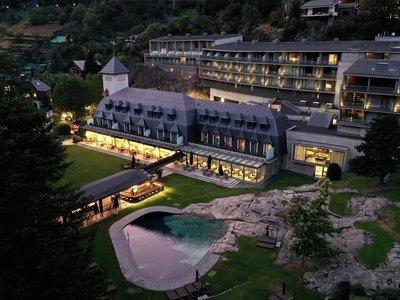 Отель Andorra Park Hotel 5* Андорра Ла Велья Андорра