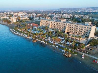 Отель Palm Beach Hotel & Bungalows 4* Ларнака Кипр