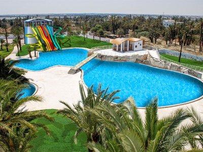 Отель ONE Resort Jockey 4* Монастир Тунис