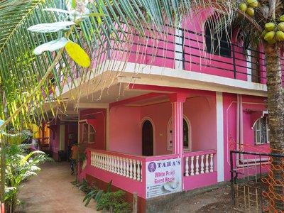 Отель Taha White Pearls Guest House 2* Северный Гоа Индия