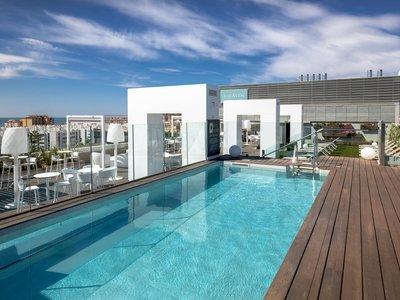 Отель Barcelo Malaga Hotel 4* Малага Испания