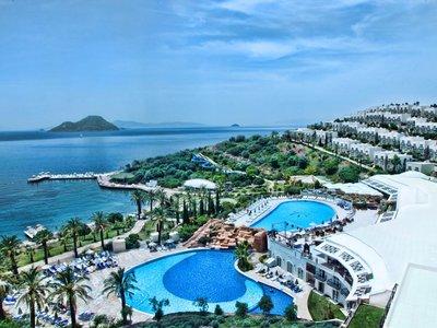 Отель Yasmin Bodrum Resort 5* Бодрум Турция