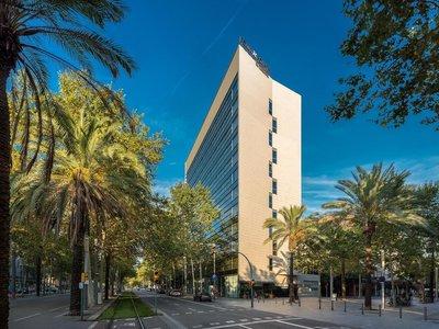 Отель Four Points By Sheraton Barcelona Diagonal 3* Барселона Испания