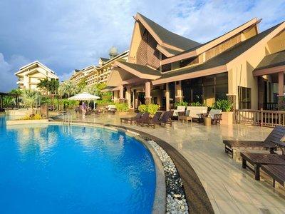 Отель Alta Vista de Boracay 3* о. Боракай Филиппины