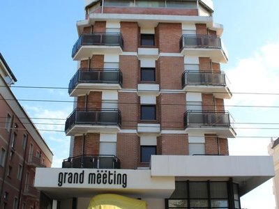 Отель Grand Meeting Hotel 3* Римини Италия