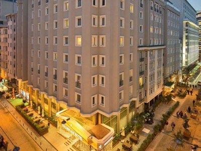 Отель Golden Age Hotel 4* Стамбул Турция