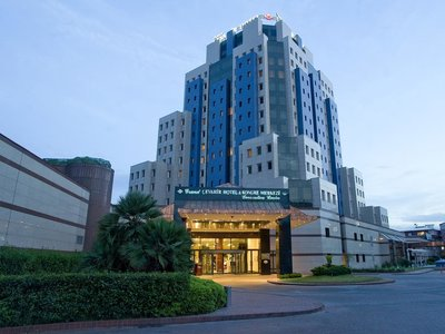 Отель Grand Cevahir Hotel 5* Стамбул Турция