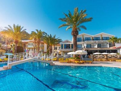 Отель Karbel Sun Hotel 3* Фетхие Турция