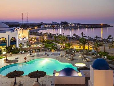Отель Coral Sun Beach Hotel 4* Сафага Египет