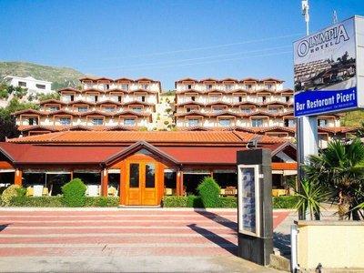 Отель Olympia Touristic Village 3* Влера Албания