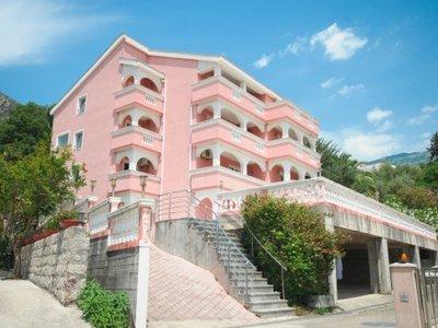 Отель Tamara Villa 2* Бечичи Черногория