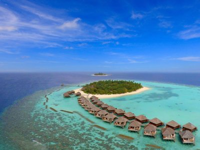 Отель Vakarufalhi Island Resort 4* Ари (Алифу) Атолл Мальдивы