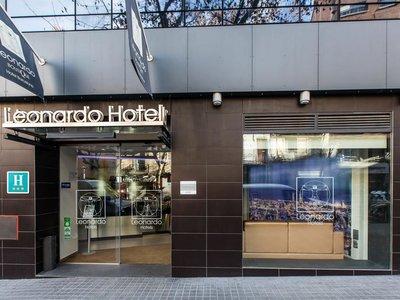 Отель Leonardo Boutique Hotel Barcelona Sagrada Familia 3* Барселона Испания