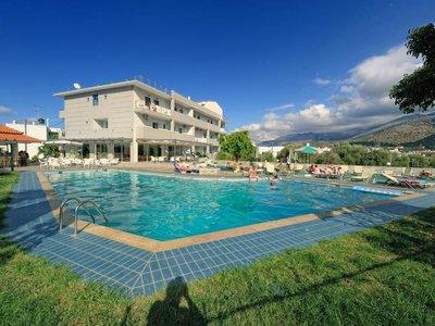 Отель Hermes Hotel Malia 2* о. Крит – Ираклион Греция