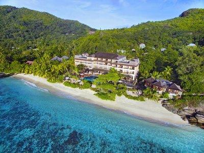 Отель DoubleTree by Hilton Seychelles Allamanda Resort & Spa 4* о. Маэ Сейшельские о-ва