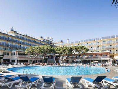 Отель Best Cap Salou 3* Коста Дорада Испания