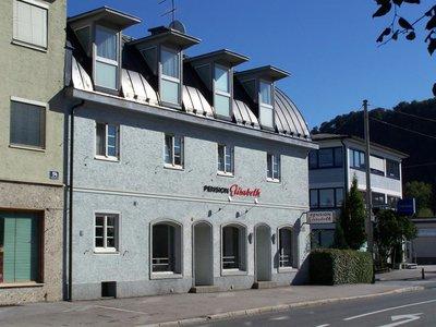 Отель Pension Elisabeth 2* Зальцбург Австрия