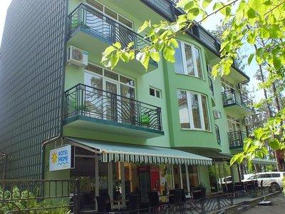 Отель Prime Hotel Ureki 3* Уреки Грузия