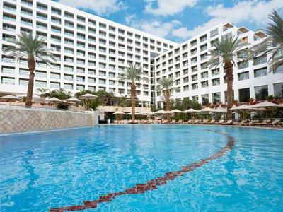Отель Isrotel Dead Sea Resort & Spa 5* Мертвое море Израиль