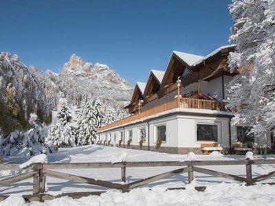 Отель X Alp Hotel 4* Валь Ди Фасса Италия
