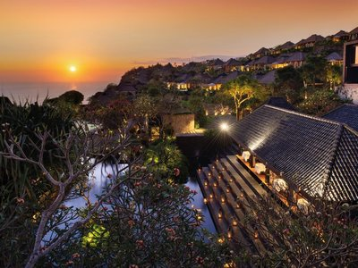 Отель Bulgari Resort Bali 5* Джимбаран (о. Бали) Индонезия