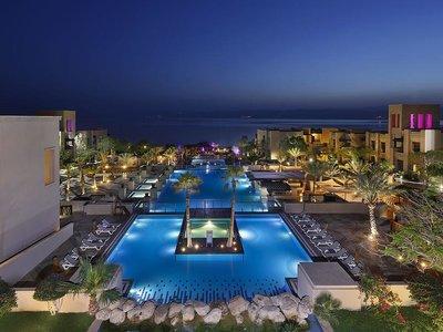 Отель Holiday Inn Dead Sea Resort 5* Мертвое море Иордания