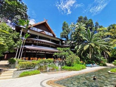 Отель The Andaman Resort 5* о. Лангкави Малайзия