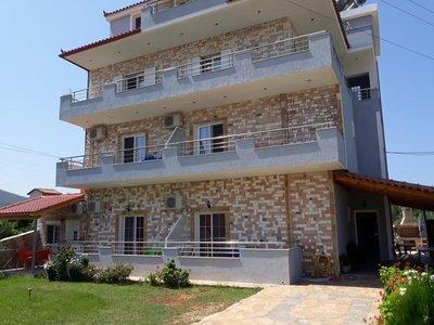 Отель Ylli Mance 3* Ксамил Албания