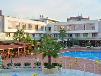 Отель Te Stela Resort 4* Тирана Албания