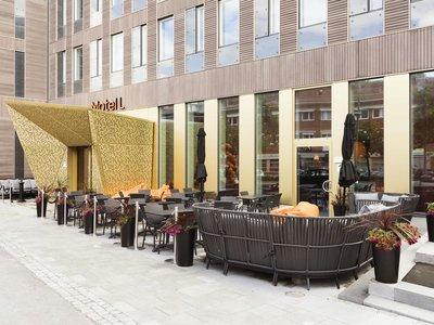Отель Motel L Stockholm Alvsjo 3* Стокгольм Швеция