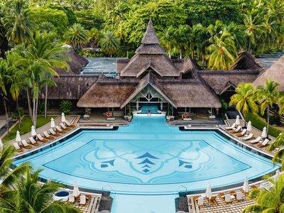 Отель Shandrani Beachcomber Resort & Spa 5* о. Маврикий Маврикий