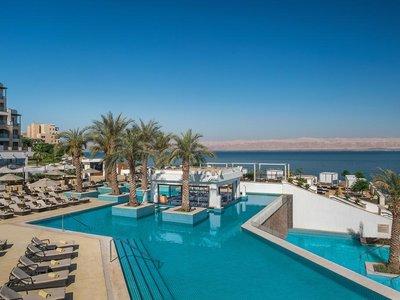 Отель Hilton Dead Sea Resort & Spa 5* Мертвое море Иордания