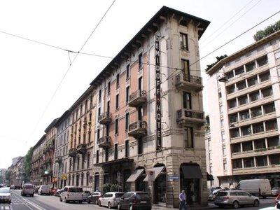 Отель Demidoff Milan Hotel 3* Милан Италия